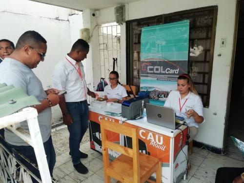 Colcard Cartagena - CAU 1