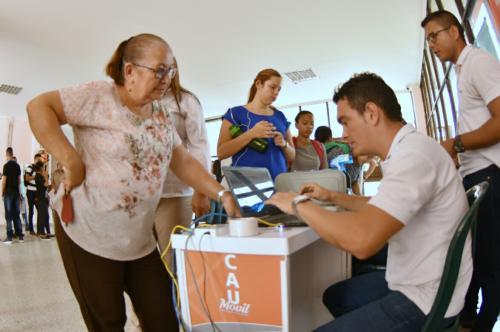 Colcard Cartagena - CAU 15