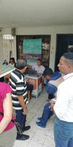 Colcard Cartagena - CAU 3
