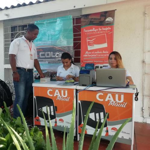 Colcard Cartagena - CAU 4