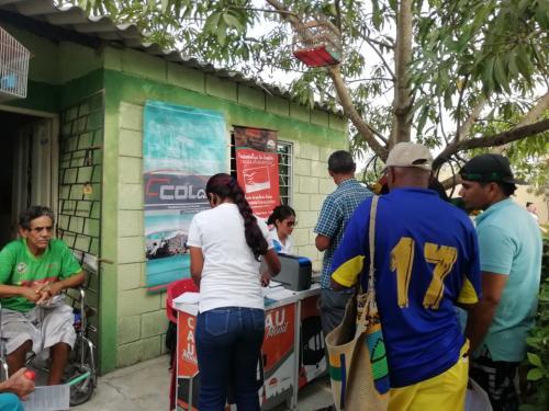 Colcard Cartagena - CAU 8